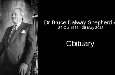 Dr Bruce Shepard